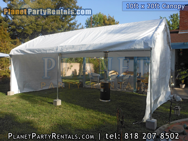 Tables. Chairs. Linen - Prices and Images & Canopy Rental 10ft x 20ft|Size and Prices|Party Tents Canopy ...