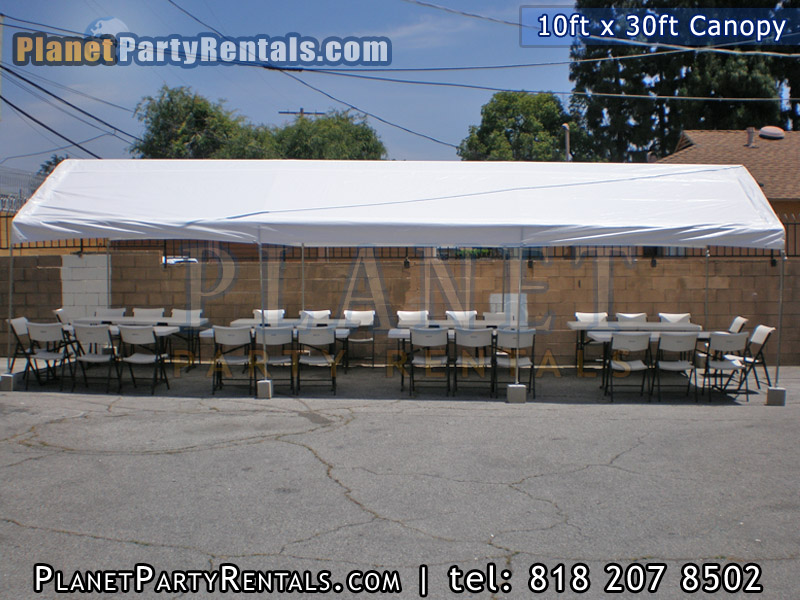 Tables. Chairs. Linen - Prices and Images & Canopy Rental 10ft x 30ft|Canopy Tent Rentals|Prices and Packages ...