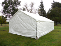 canopy packages and specials for rent offering canopies tents for rent in the san fernando valley
