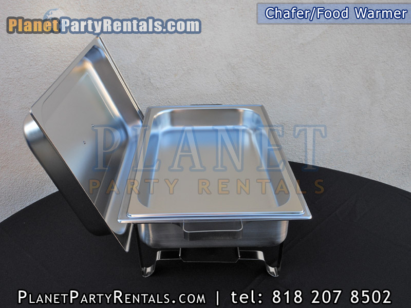 Food Warmer Rentals ~ Chafer dish rentals food warmers for rent chafing fuel