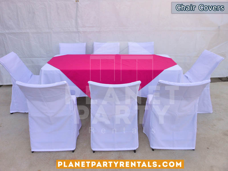 Chair Covers Table Cloths Linens Runners And Diamonds Round Tables