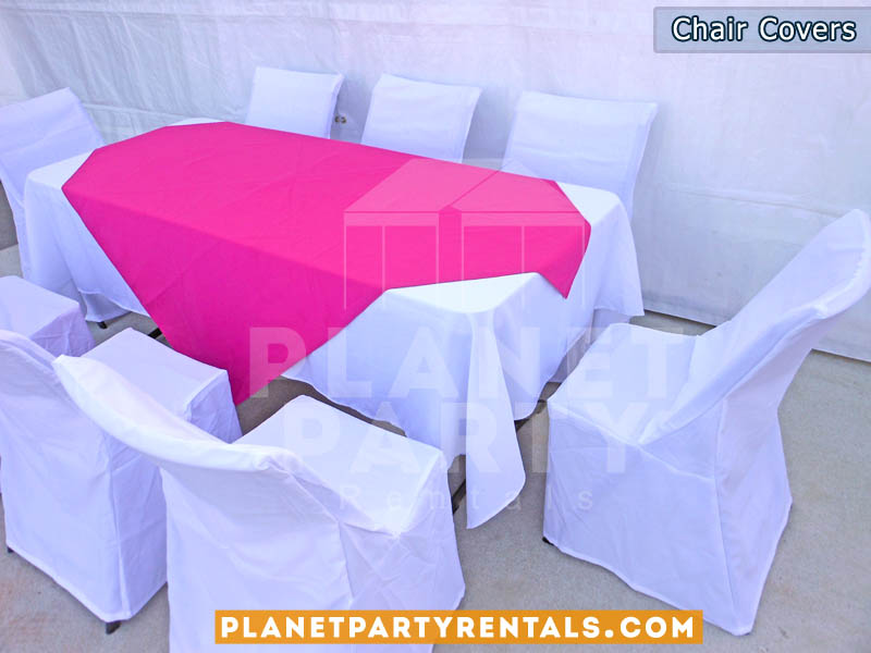 Chair Covers Table Cloths Linens Runners And Diamonds