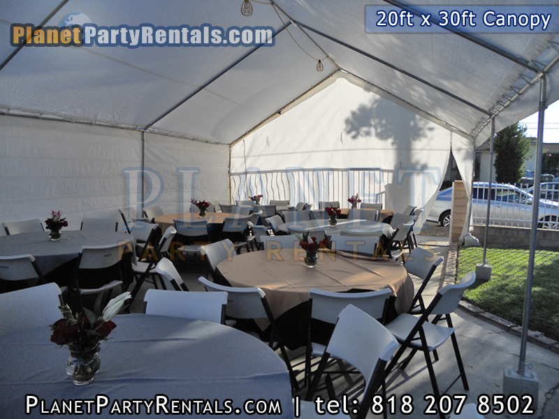 20ft x 30ft Tent | Party Rentals|Tents|Tables|Chairs ...