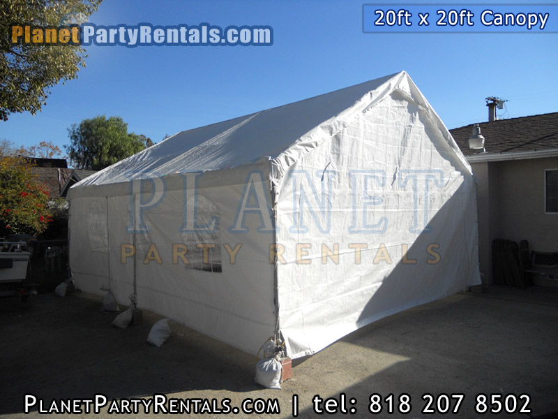 Party Rentals Supplies | 20x20 Canopy Tent Packages available | Party Rental Equipment | Chafers Chairs Tables Table Cloths Patio Heaters