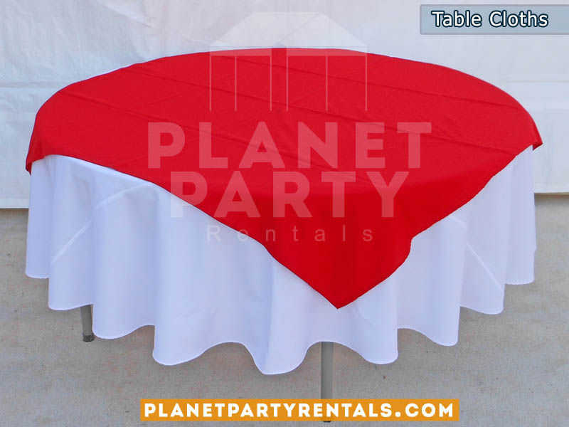 Tablecloth Linen Rentals Party Rentals Tents Tables